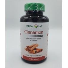 Cinnamon Herbal One 100 capsules