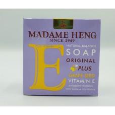 Natural soap grape seed vitamin E Madame Heng 150 g