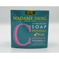 Natural soap Rosemary Vitamin C Madame Heng 150 g
