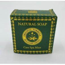 Natural soap Care Spa Mint Madame Heng 150 g