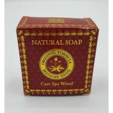 Natural soap Care Spa Wood Madame Heng 150 g