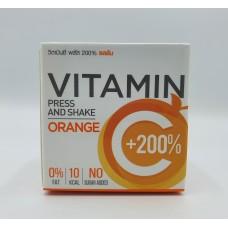 Vitamin C orange flavor Fresh Doze 3.5 g
