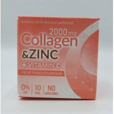 Collagen 2000 mg Zinc + vitamin C Fresh Doze 3.5 g