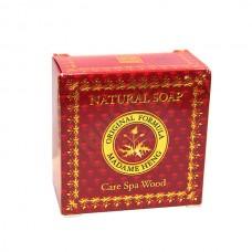Natural soap Care Spa Wood Madame Heng 50 g