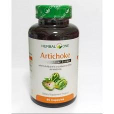 Artichoke extract Herbal One 60 capsules