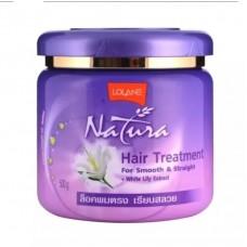 Hair mask Lolane Nature Lilia 500 ml