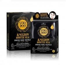 Amezon booster silk essence mask wrinkle Voodoo 10 pcs