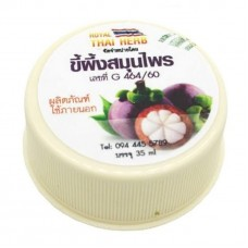 Mangosteen wax Thai Herb 35 g