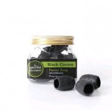 Black cocoon facial soap Phutawan 40 g