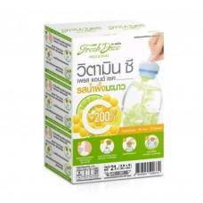 Vitamin C lemon and honey flavor Fresh Doze 3.5 g × 6 pcs