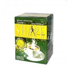 Coffee Shape Moringa plus 12 sachets 180 g