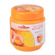 Carebeau Hair Treatment Beer and Egg Yolk 500 g