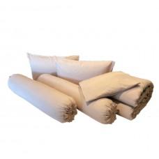 Bed linens + blanket king size Stevens
