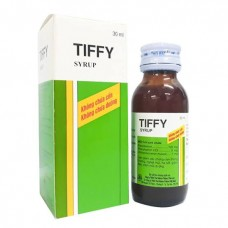 Tiffy syrup 60 ml