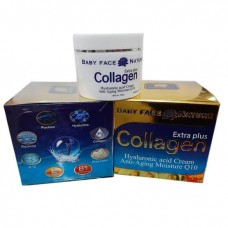 Baby Face Nature Extra Plus Collagen 100 g