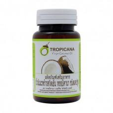 Tropicana coconut oil 60 capsules