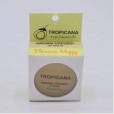 Lip Balm Banana Happy Tropicana 10 g
