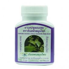 Compound cinnamon Thanyaporn 100 capsules