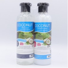 Shampoo and Conditioner Coconut Banna 360 ml + 360 ml