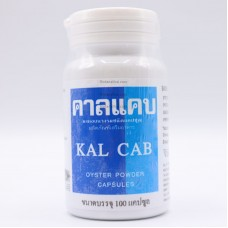Kal Cab Oyster Power100 capsules