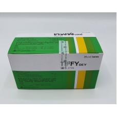 Tiffy box 100 tablets