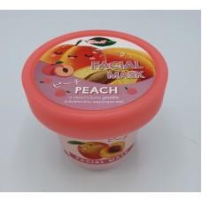 Facial Mask Peach Civic 100 ml