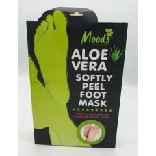 Aloe vera softly peel foot mask Moods