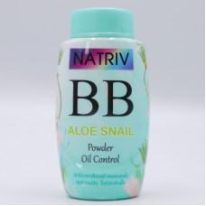 BB powder Aloe Snail Oil Control Natriv