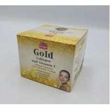 Facial cream Gold Collagen and vitamin E Banna 100 ml