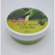 Aloe Vera body cream Banna 250 ml
