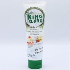 Condensed coconut milk King Island 180 g