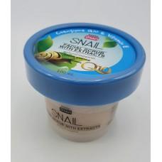 Snail facial scrub Banna 100 ml