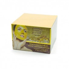 Gold face mask with pearl Darawadee 100 g