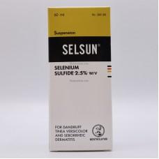 Suspension Selsun 60 ml
