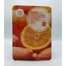 Facial Mask Orange Moods 10 pcs
