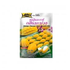 Mango flavour Agar dessert Mix Lobo 120 g