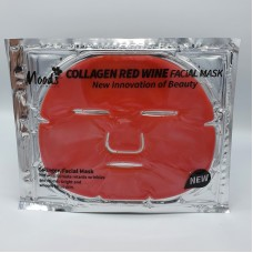 Collagen Red Wine Facial Mask Moods