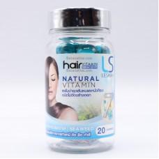 Hair vitamin LS Lesasha 20 capsules