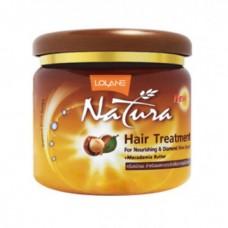 Hair mask Lolane Nature Macadamia 100 ml