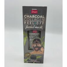 Peel-off mask charcoal Banna 120 ml