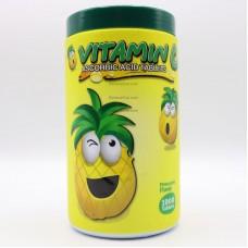 Vitamin C Ascorbic Acid Tablets Pineapple1000 tablets