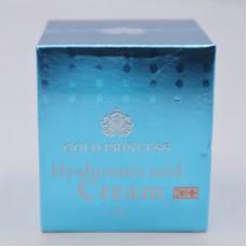 Facial cream hyaluronic acid Gold Princess 50 g