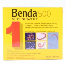 Benda 500 - 1 tablets