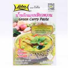 Green Curry paste Lobo 50 g
