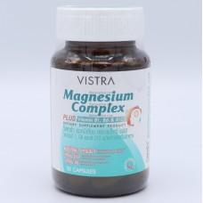 Magnesium Complex Vistra 30 capsules