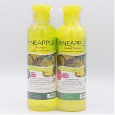 Shampoo and Conditioner Pineapple Banna 360 ml + 360 ml