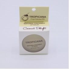 Lip Balm Coconut Delight Tropicana 10 g