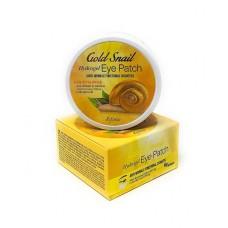 Gold Snail Eye Patch Esfolio 60 pcs