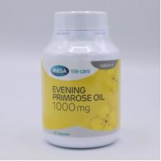 Evening Primrose oil 1000 mg Mega We Care 30 capsules