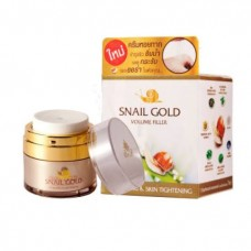 Snail gold filler cream 15 ml